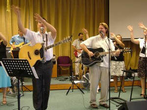 Faith Church Baja Hungary Worship Aug 21