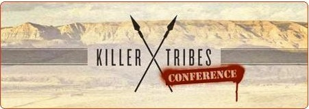 It was a blast voluntering for the Killer Tribes Conference