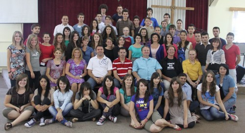 School of Worship Romania 2011