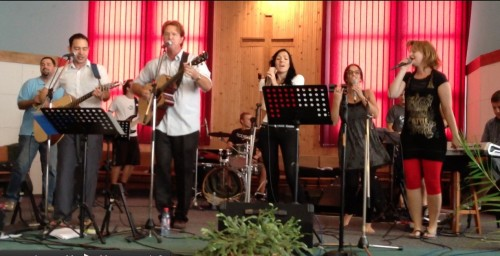 Sozo Sunday worship 4