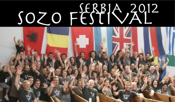 SOZO 2012 Staff Photo, 26 Nations Represented!