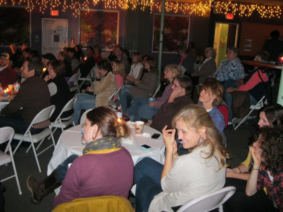 Our first annual ever missions benefit concert was well attended