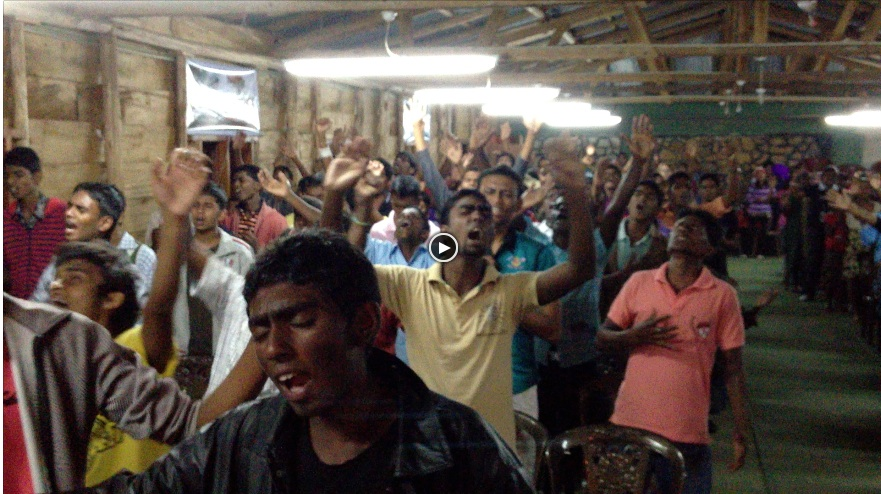 The next generation of passionate worshipers in Sri Lanka