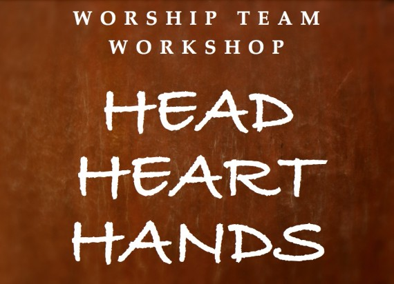 Logo Worship Team Workshop