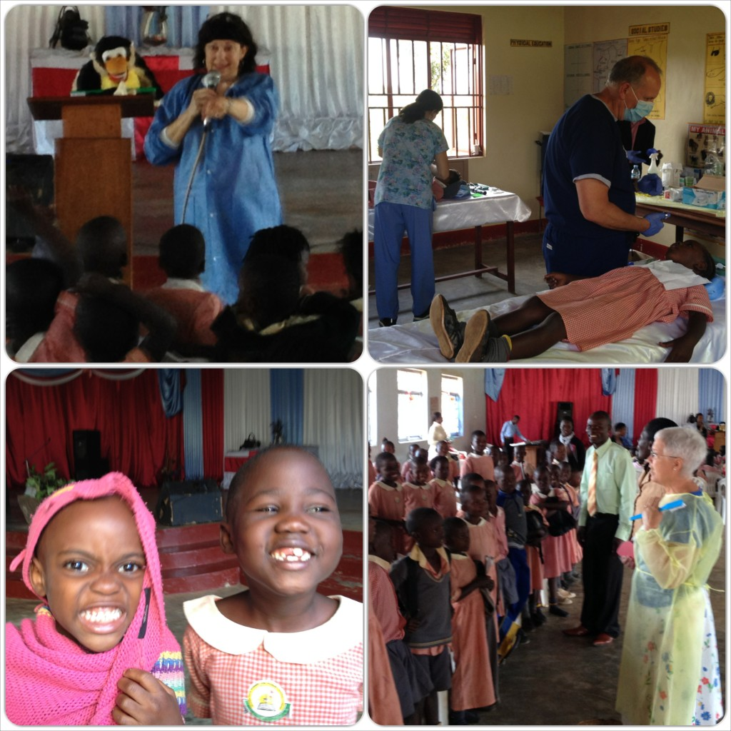 Dental Clinic at Divine Hope School, Jjog , Uganda