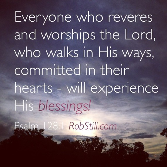Walk In HIs Ways