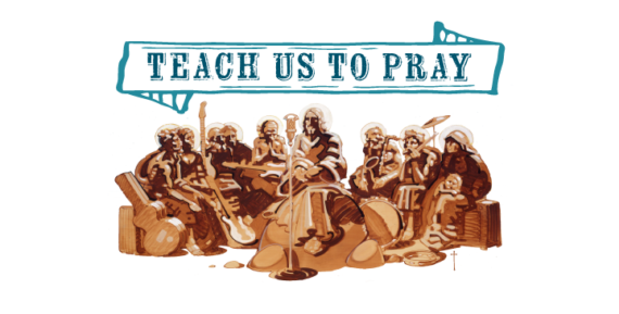 "NWLC 2016 Theme: ""Teach Us To Pray"""