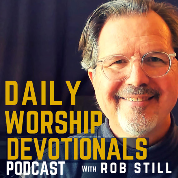 Daily Worship Devotional Podcast photo