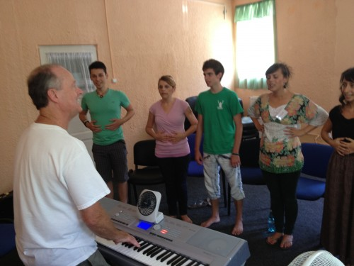 Vocal Instruction with Randal Morgan