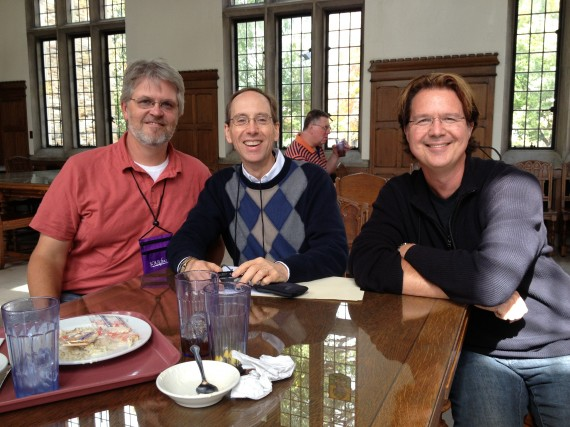 Dr. Lester Ruth (Duke University) Kevin Twit (Indelible Grace/RUF )