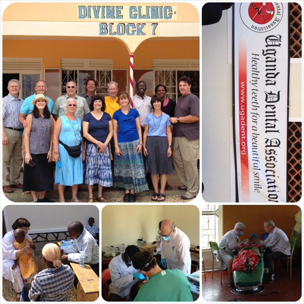 Dental Clinic at Divine Grace School, Rekai