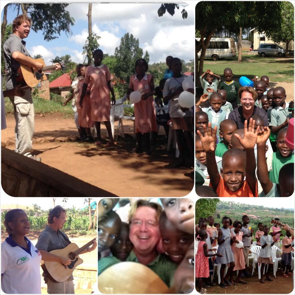 Rob Africa w Kids