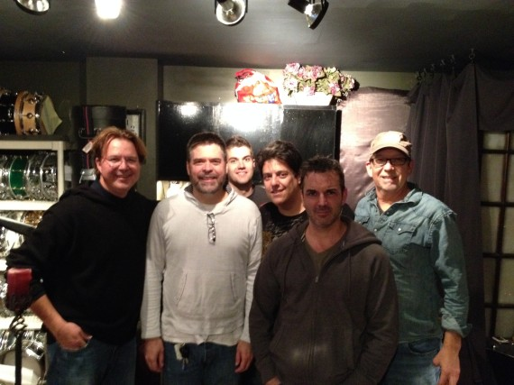 Christmas Recording: Rob Still, Blair Masters - keys, Jonathan Crone - electric guitar, Tony Morra - drums, Scot Dente - acoustic guitar, Matt Pierson - bass