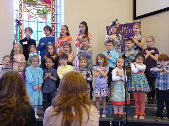 Kids Praise Team & Joyful Noise
